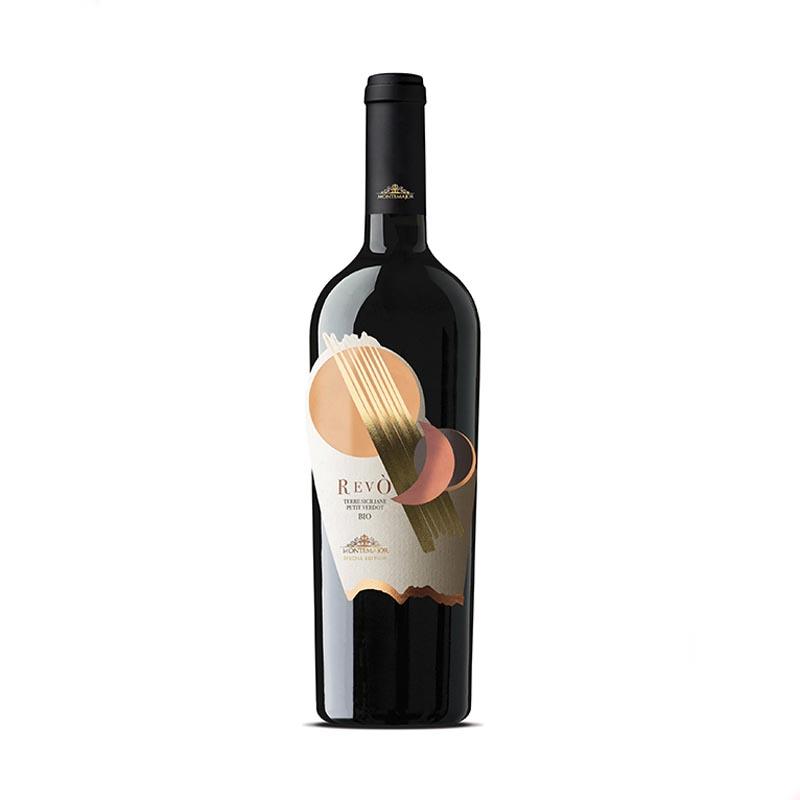 vino bio revò